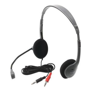 Hamilton Electronics HA2M Personal Multimedia Headphone w - Microphone