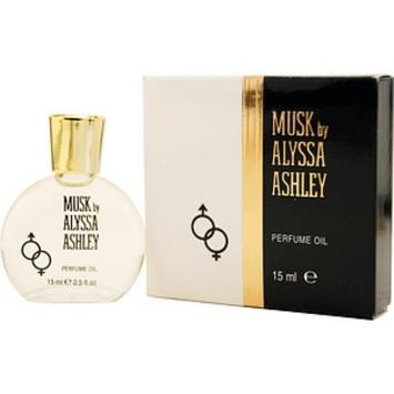Alyssa Ashley Musk Women's Perfume Oil, .5 fl oz