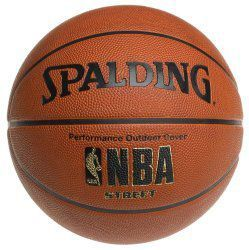 Spalding NBA Street Outdoor Rubber Basketball (29.5)
