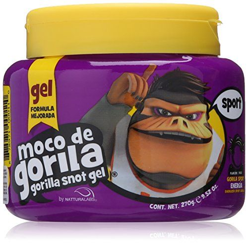 Moco de Gorilla Estilo Sport