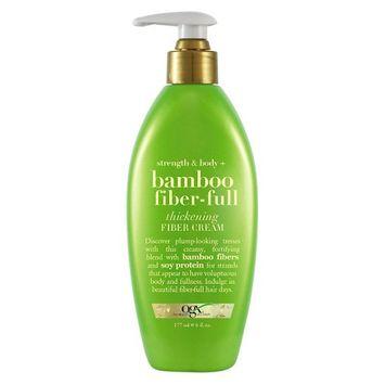 OGX® Bamboo Fiber-full Thickening Fiber Cream