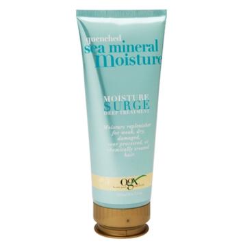 OGX® Sea Mineral Moisture Surge Deep Hair Treatment