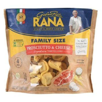 Giovanni Rana Prosciutto And Cheese Tortelloni 18oz