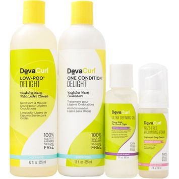 DevaCurl Share the Wavy Love Kit for Wavy Hair