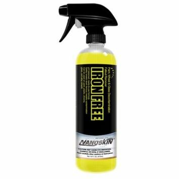 NANOSKIN IRON FREE Paint, Wheel & Glass Decontamination / Fallout Remover -16oz