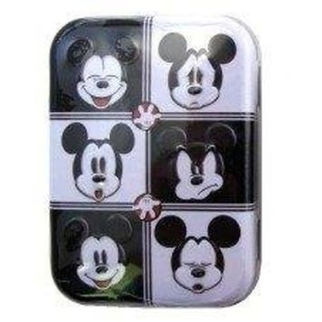 Disney Mickey Mouse Minnie Mouse Collector Mini Tin - 30 Cotton Swabs