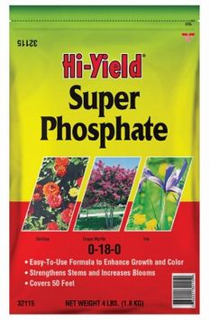 Voluntary Purchasing Group Inc Voluntary Purchasing Group 32115 Super Phosphate Plant Fertilizer, 0-18-0, 4-Lbs. - Quantity 1