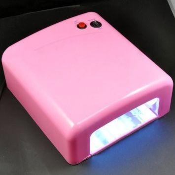 36W UV Gel Curing Lamp - Pink CODE: 70P/123P