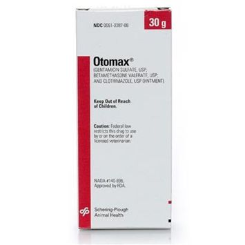 Otomax Ointment [Options : 215g]