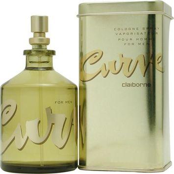 CURVE by Liz Claiborne COLOGNE SPRAY 4.2 OZ for MEN