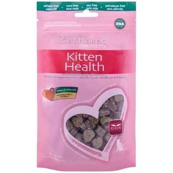 Npic Get Naked Kitten Health Semi-Moist Cat Treats