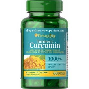 Turmeric Curcumin 1000 mg Standardized Extract with Curcuminoids 3 Bottles