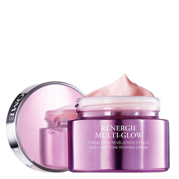 Lancôme Rénergie Multi-Glow Instant Rosy Skin Tone Reviving Cream