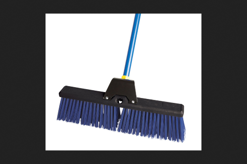 Ace Rough Surface Push Broom 18 in. W x 60 in. L x 4 in. L