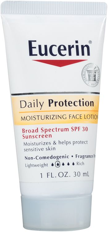 Eucerin® Daily Protection Moisturizing Face Lotion
