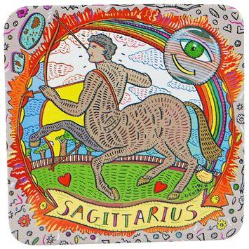 European Soaps, LLC, Pre De Provence, The Zodiac Collection, Sagittarius, 3.5 oz (100 g) [Scent : Sagittarius]