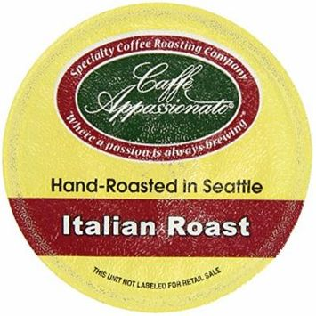 Caffe Appassionato Coffee for Keurig K-Cup Brewers, Italian Roast, 12 Count