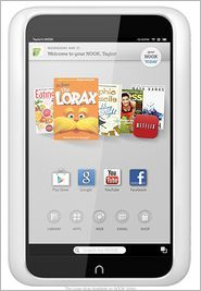 Barnes & Noble NOOK HD Tablet 8GB Snow