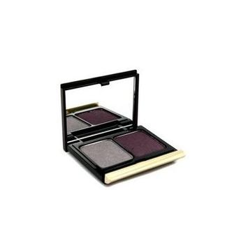 The Eye Shadow Duo - # 201 Antique Silver/ Plum Shimmer 4.8g/0.16oz by Kevyn Aucoin