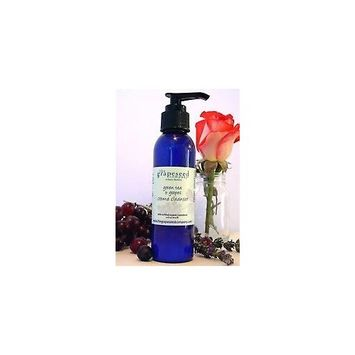 The Grapeseed Company Creme Cleanser Green Tea & Grapes -- 4.4 oz