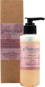 Grape Seed The Grapeseed Company Vino Gel Foaming Cleanser - 4.4 oz by The Grapeseed Co
