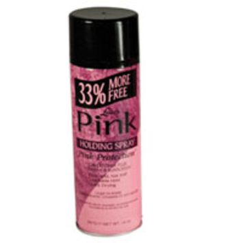 Lusters Pink Holding Hair Spray - 10.5 Oz