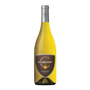 Columbia Crest Chardonnay Wine, 750 mL