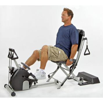 VQ ActionCare SmoothRider II™ Exercise Bicycle Accessory for Resistance Chair