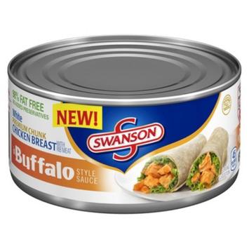 Swanson White Premium Chunk Chicken Breast in Buffalo Style Sauce