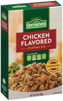 Springfield® Chicken Flavored Stuffing Mix