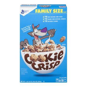 Cookie Crisp Sweetened Cereal