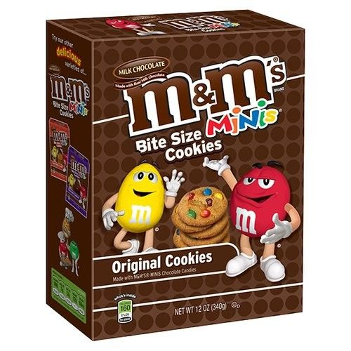 M&M'S® Minis Original Cookies