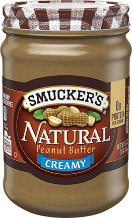 Smuckers Natural Creamy Peanut Butter
