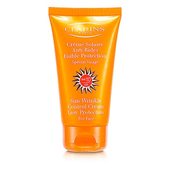 Clarins Sun Wrinkle Control Cream For Face
