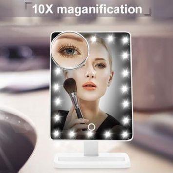 Makeup Tabletop Mirror 12