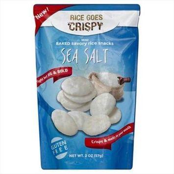 Kameda 2 oz. Rice Crispy Sea Salt Case Of 6