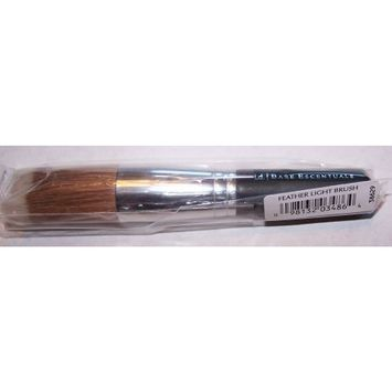 Bare Escentuals Feather Light Brush for Bare Minerals Foundation BareMinerals All Over Face Color Mineral Veil Etc New Sealed