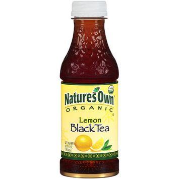 Nature's Own Organic Lemon Black Tea, 16 fl oz
