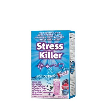 Stress Killer Powdered Drink Mix - Soothing Berry