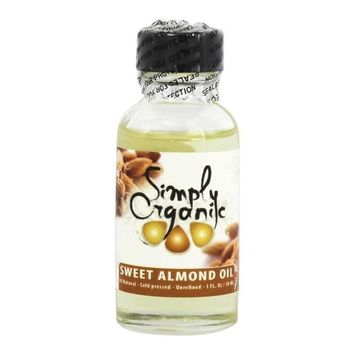 Organic Sweet Almond Oil - 1 fl. oz.