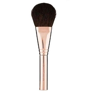 bareMinerals Contour Blush Brush Tapered Fan - Rose gold handle