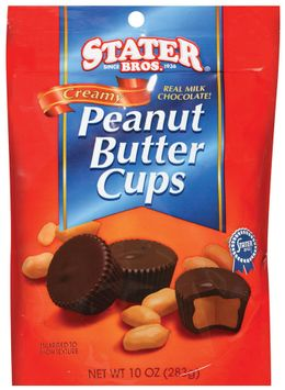 Stater bros Creamy Peanut Butter Cups