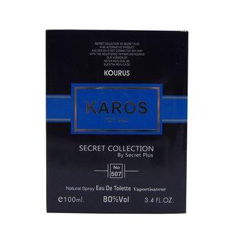 KAROS, Our Version of KOUROS by YSL,3.4 fl oz.Eau De Toilette Spray for Men,Perfect Gift