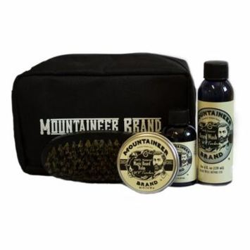 Mountaineer Brand Beard Care Travel Kit