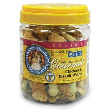 Ims Pet Industries Dog Treat Quantity: 16-oz, Flavor: Chicken & Biscuit