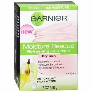 Garnier Moisture Rescue Refreshing Gel-Cream for Dry Skin