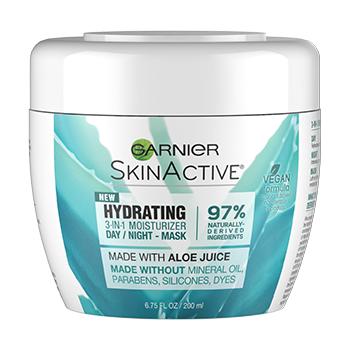 Garnier SkinActive Hydrating 3-In-1 Face Moisturizer with Aloe