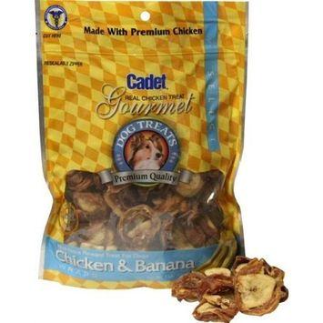 Ims Pet Industries Chicken And Banana Dog Treats, 16 oz