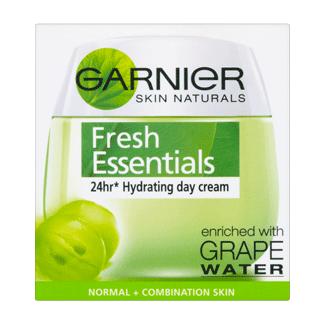 Garnier Skin Naturals Fresh Essentials 24Hr Hydrating Day Cream