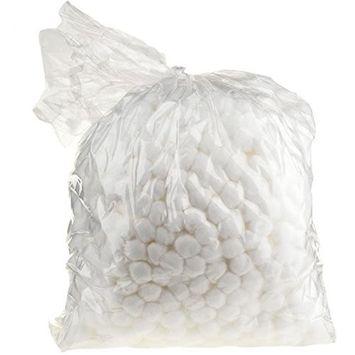 Cotton Balls Bulk Medium 1000/BG
